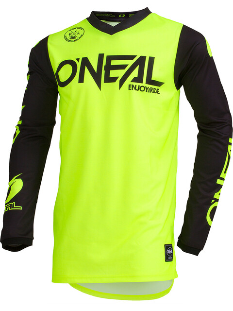 ONeal Threat Jersey Men neon yellow